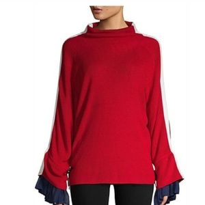 Altheleisure Cowl Neck Sweater